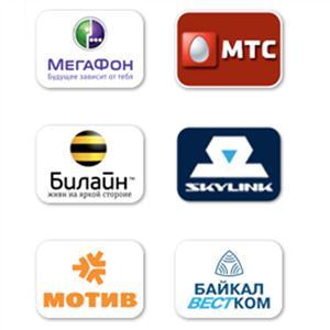 Операторы сотовой связи Архипо-Осиповки